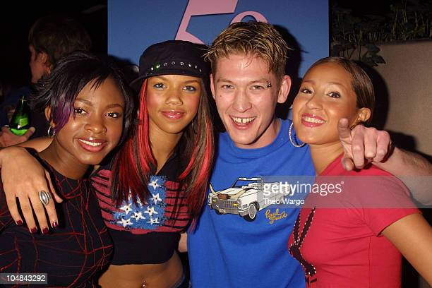 3LW Ray Munns during People Magazine's 50 Most Beautiful People in the World Party in New York City New York United States