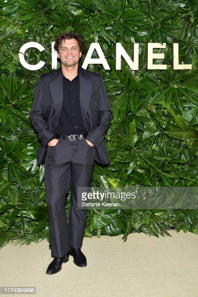 Ray Nicholson attends Chanel Dinner Celebrating Gabrielle Chanel Essence With Margot Robbie on September 12 2019 in Los Angeles California