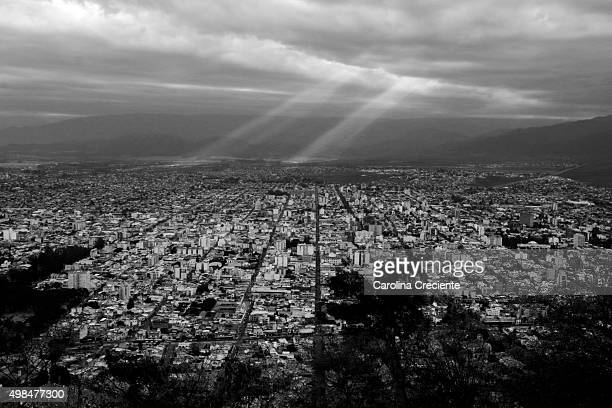 a ray of light - salta argentina stock photos and pictures