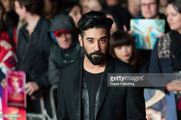 Ray Panthaki attends the UK film premiere of 'Colette' at Cineworld Leicester Square during the 62nd London Film Festival BFI Patrons Gala October 11...