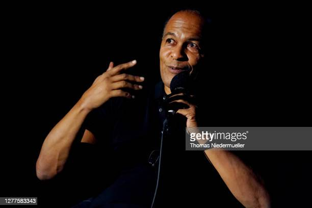 Ray Parker Jr. Speaks at the ZFF Masters during the 16th Zurich Film Festival at Kosmos 4 on September 30, 2020 in Zurich, Switzerland.