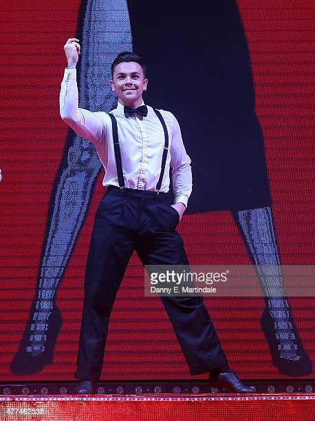 Ray Quinn attends a photocall for Judy The Songbook of Judy Garland at New Wimbledon Theatre on June 17 2015 in Wimbledon England