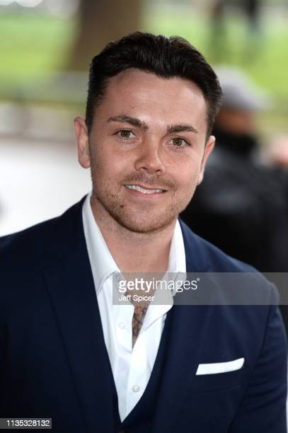 Ray Quinn attends the 2019 'TRIC Awards' held at The Grosvenor House Hotel on March 12 2019 in London England