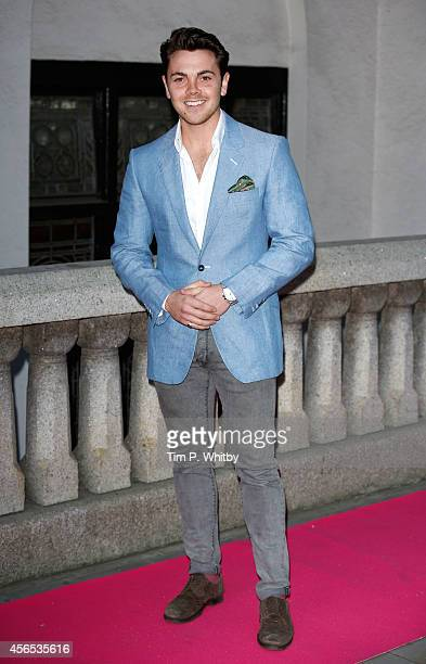 Ray Quinn attends the Inspiration Awards for Women at Cadogan Hall on October 2 2014 in London England