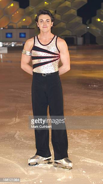 Ray Quinn Takes Part In A Photocall At The Start Of The Torvill Dean Dancing On Ice The Bolero 25Th Anniversary Tour At The Sheffield Arena