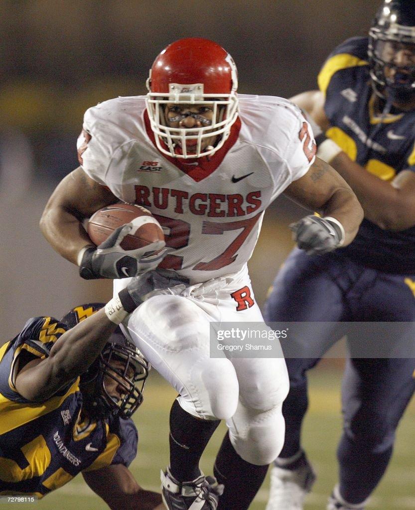 Rutgers v West Virginia