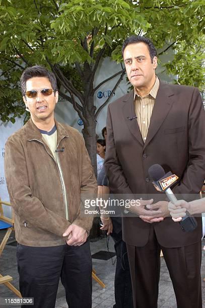 Ray Romano and Brad Garrett from 'Everybody Loves Raymond'