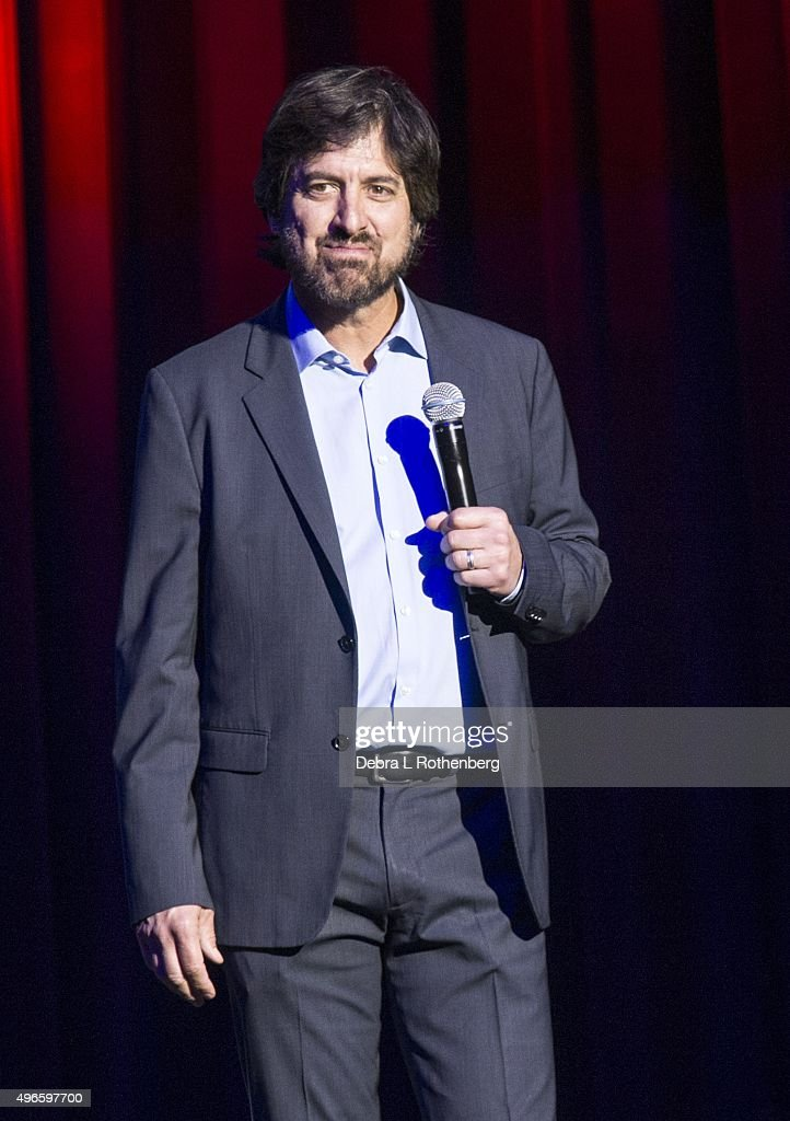 Ray Romano at the 9th Annual Stand Up For Heroes Event presented by the New York Comedy Festival and the Bob Woodruff Foundation at Madison Square Garden on November 10, 2015 in New York City.
