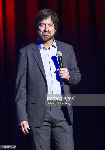 Ray Romano at the 9th Annual Stand Up For Heroes Event presented by the New York Comedy Festival and the Bob Woodruff Foundation at Madison Square...