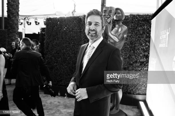 Ray Romano attends the 26th Annual Screen Actors Guild Awards at The Shrine Auditorium on January 19 2020 in Los Angeles California