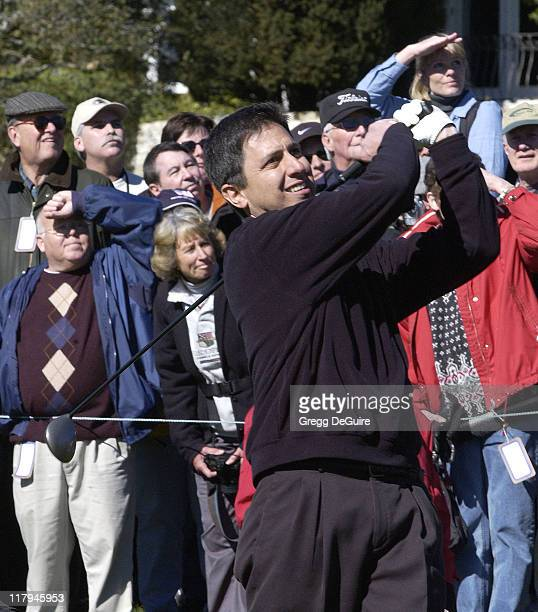 Ray Romano during 3M Celebrity Challenge at the AT&T Pebble Beach National Pro-Am at Pebble Beach Golf Links in Carmel, California, United States.