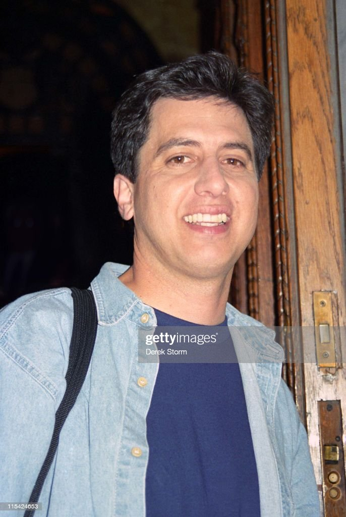 Ray Romano sighting at the Friars Club New York - May 11, 1997