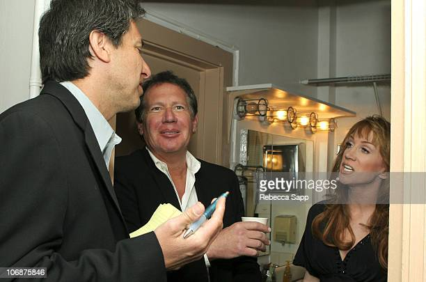 """Ray Romano, Garry Shandling and Kathy Griffin during The Children Affected by AIDS Foundation Presents """"Night of Comedy IV"""" Fundraising Event at..."""