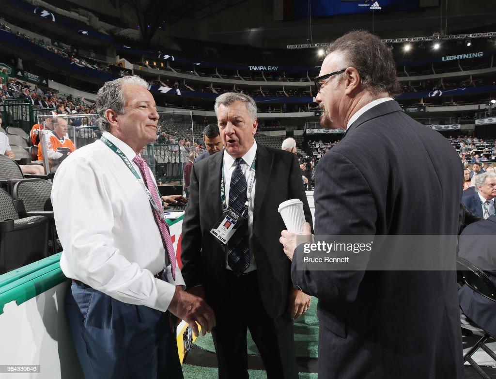 2018 NHL Draft - Rounds 2-7 : News Photo