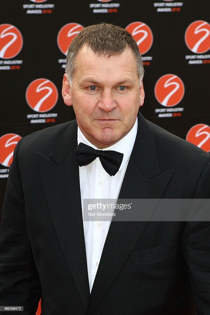 Ray Stubbs attends the Sport Industry Awards at Battersea Evolution on May 13, 2010 in London, England.