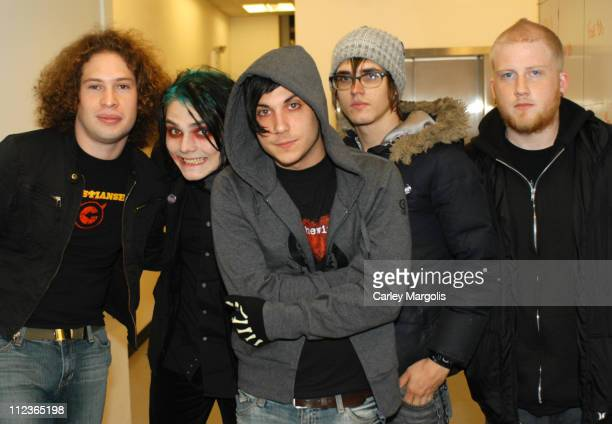 Mikey Way Pictures and Photos | Getty Images