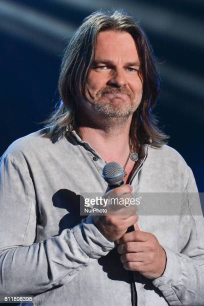 Ray Wilson A Scottish Musician Best Known As Vocalist In The Postgrunge Band Stiltskin And In