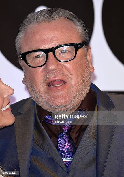 """Ray Winstone attends the """"20,000 Days on Earth"""" screening at Barbican Centre on September 17, 2014 in London, England."""