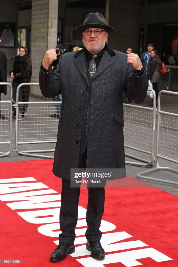 """Jawbone"" - UK Premiere - VIP Arrivals"