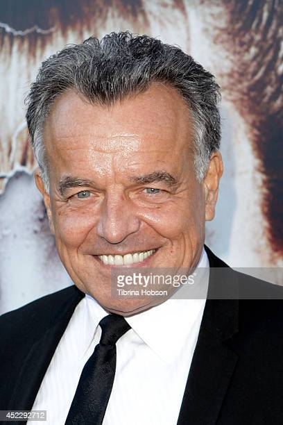 Ray Wise attends the 'Twin Peaks' BluRay/DVD release party and screening at the Vista Theatre on July 16 2014 in Los Angeles California