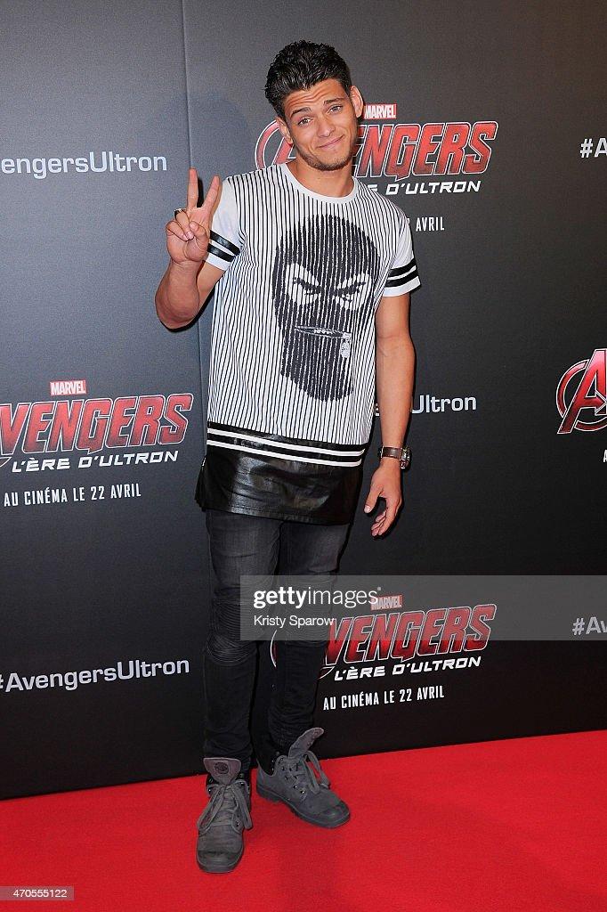 Avengers L'Ere D'Ultron premiere