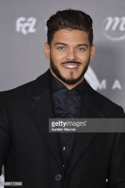 Rayane Bensetti attends the Ballon D'Or ceremony at Le Grand Palais on December 3 2018 in Paris France