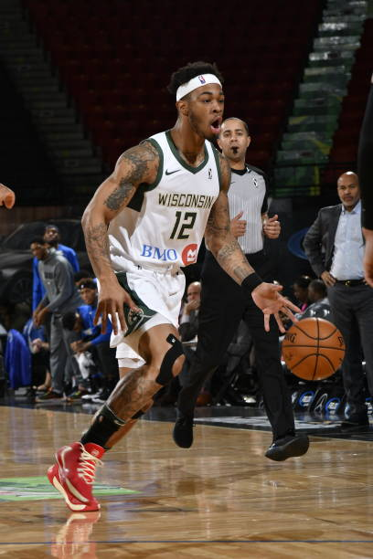FL: Wisconsin Herd v Lakeland Magic