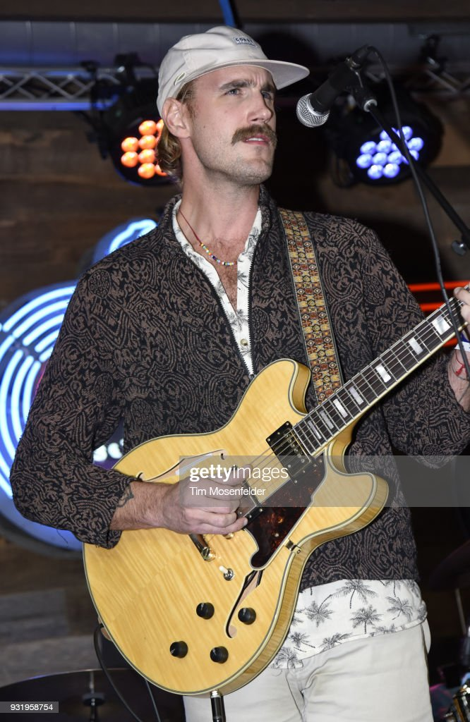 Rayland Baxter performs during the BMI Howdy Texas Bar-B-Que at Yeti during the South by Southwest Conference and Festivals on March 13, 2018 in Austin, Texas.