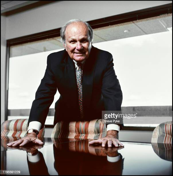 Raymond A 'Chip' Mason, founder, Chairman and CEO of investment firm Legg Mason, Baltimore, Maryland, 20th October 2006.