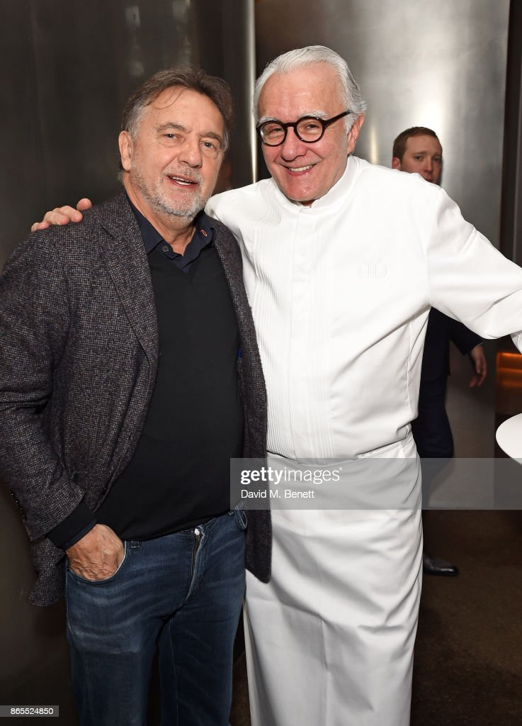 10th Anniversary Of Alain Ducasse At The Dorchester