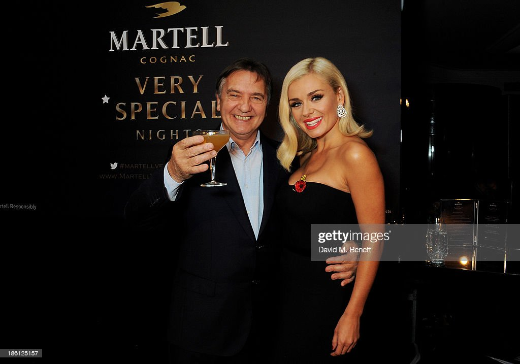 Martell Very Special Nights Launch Party