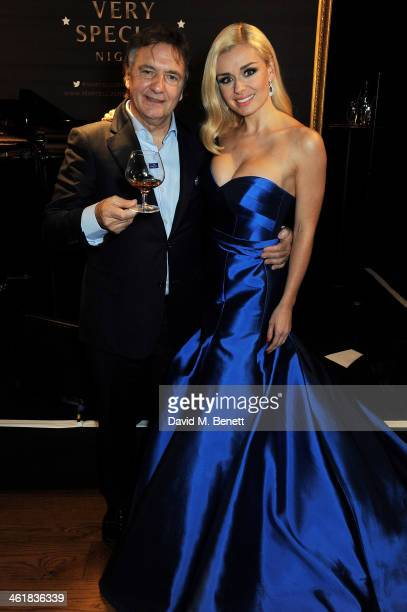 Raymond Blanc and Katherine Jenkins host the first of the year in the new series of Martell Very Special Nights at Brasserie Blanc St Paul's on...