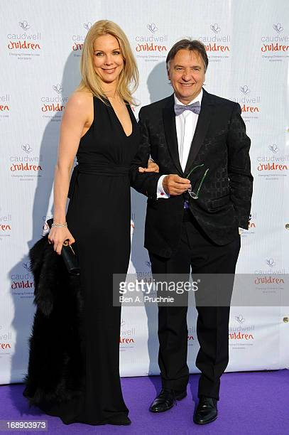 Raymond Blanc attends The Butterfly Ball A Sensory Experience in aid of the Caudwell Children's charity at Battersea Evolution on May 16 2013 in...