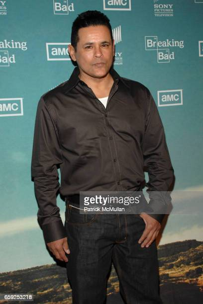 Raymond De Cruz attends Premiere Of 'Breaking Bad' Season 2 at Arclight Cinemas on February 26 2009 in Hollywood California