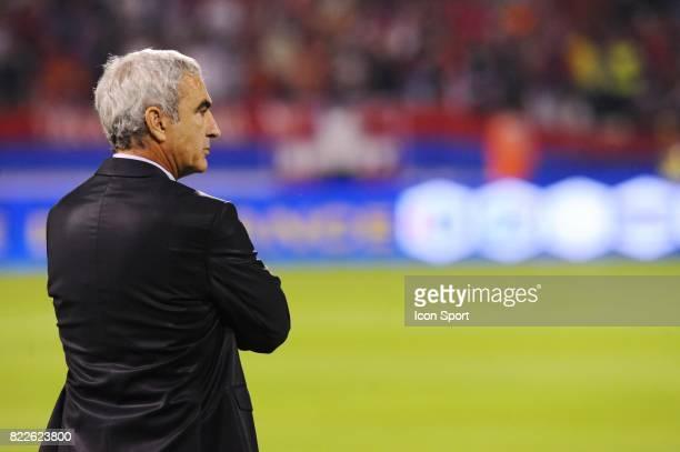 Raymond DOMENECH, - - Serbie / France - Eliminatoire de la Coupe du Monde 2010 - Serbie,
