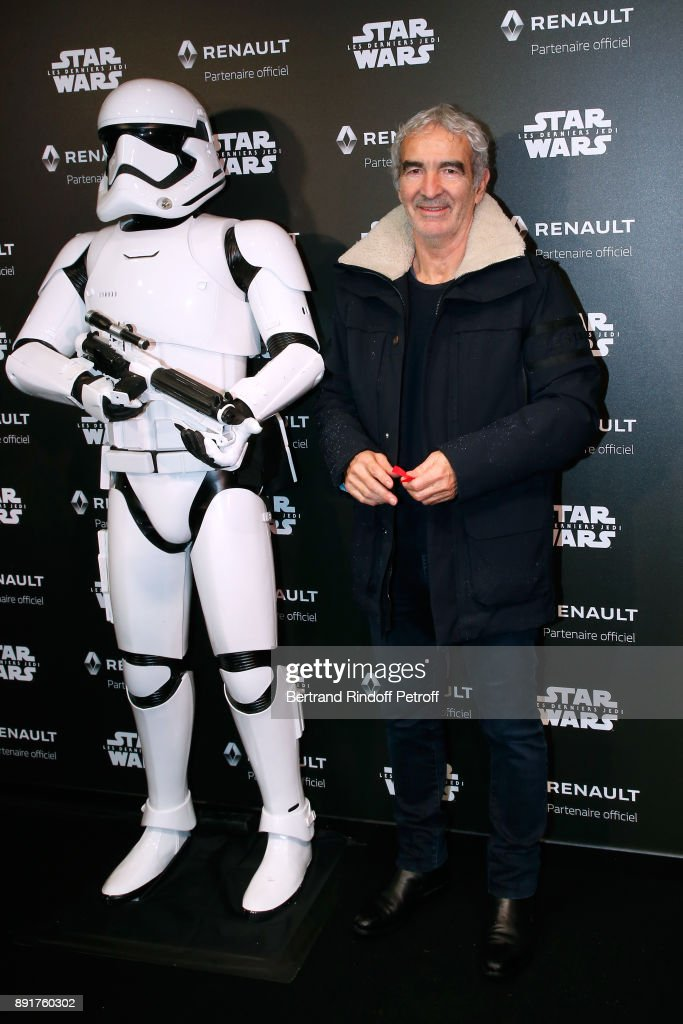 """Star Wars x Renault"" : Party At Atelier Renault In Paris"