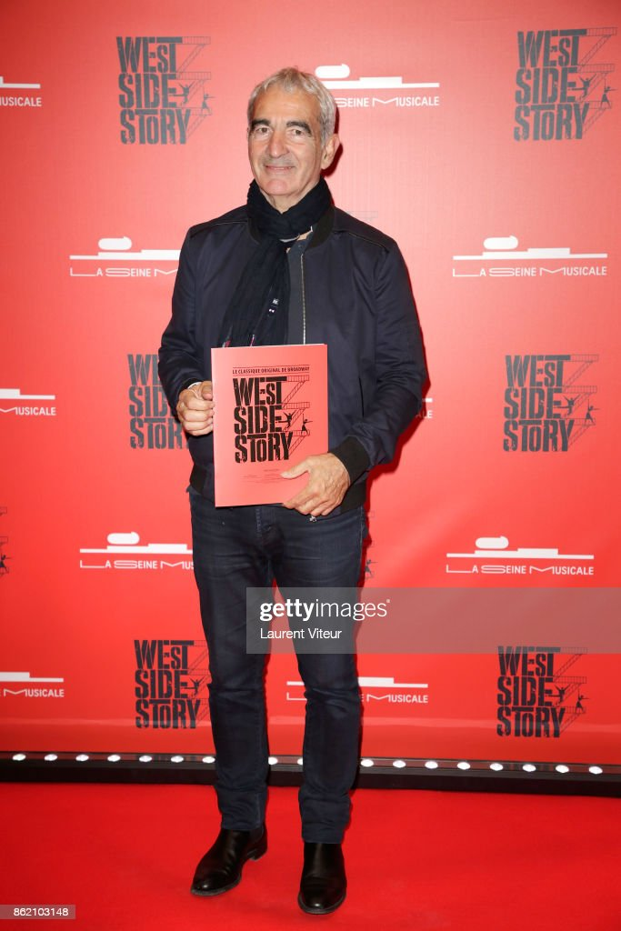 West Side Story : Gala At La Seine Musicale In Paris