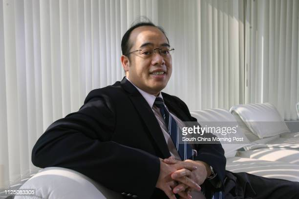 Raymond Lo Waiman Vice President of Human Resource of Lee Kum Kee Health Products Group and Vice President talk about the company culture pictured at...