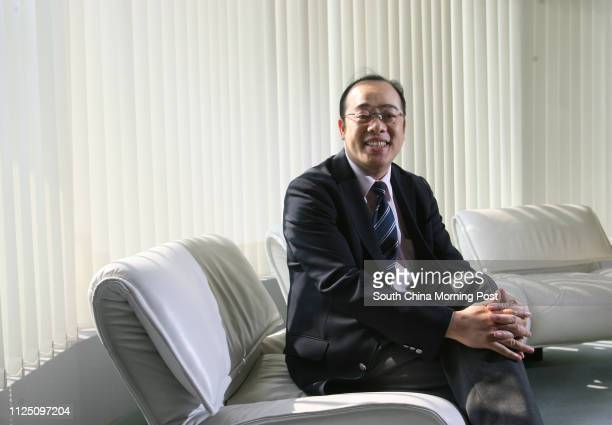 Raymond Lo Waiman Vice President of Human Resource of Lee Kum Kee Health Products Group talk about the company culture Pictured at Penthouse LKK...