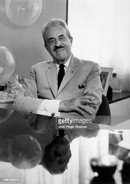 Raymond Loewy FrancoAmerican industrial designer