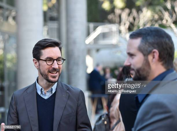Raymond Mansfield and Sean McKittrick attend the 2019 PGA Nominees Breakfast on January 19 2019 in Beverly Hills California