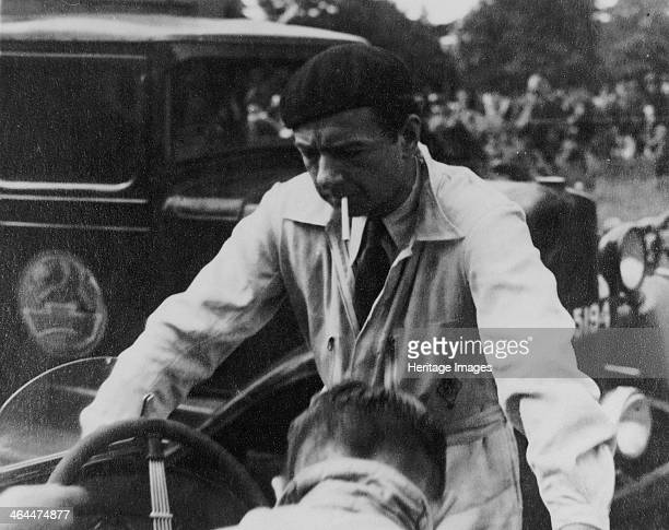 Raymond Mays, . The first President of the DPRAC . He was a racing driver of the pre-war period, and played an important role in the creation of the...