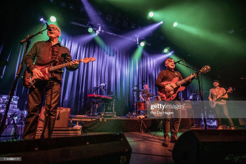 NOR: Teenage Fanclub Perform In Concert In Oslo