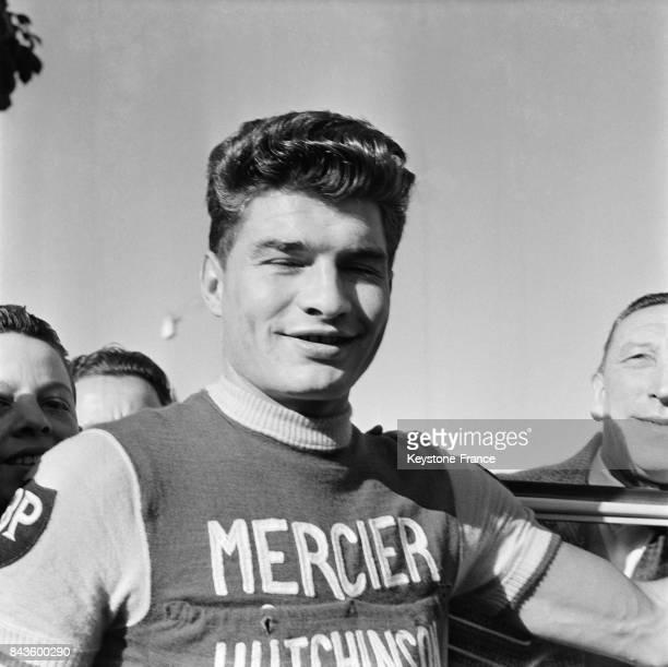 Raymond Poulidor en France en 1960