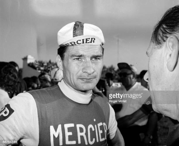 Raymond Poulidor French racing cyclist winner of the Tour of Spain 1964 RV409371