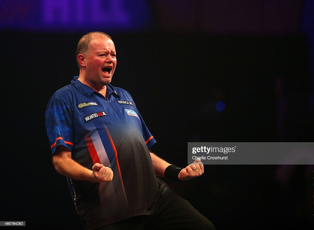 2015 William Hill PDC World Darts Championships - Day Five