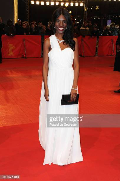 Rayna Campbell attends the 'Layla Fourie' Premiere during the 63rd Berlinale International Film Festival at the Berlinale Palast on February 11 2013...