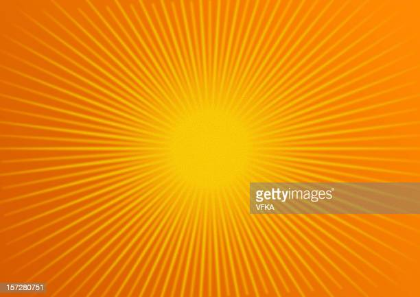 rays: tangerine - animation stock pictures, royalty-free photos & images