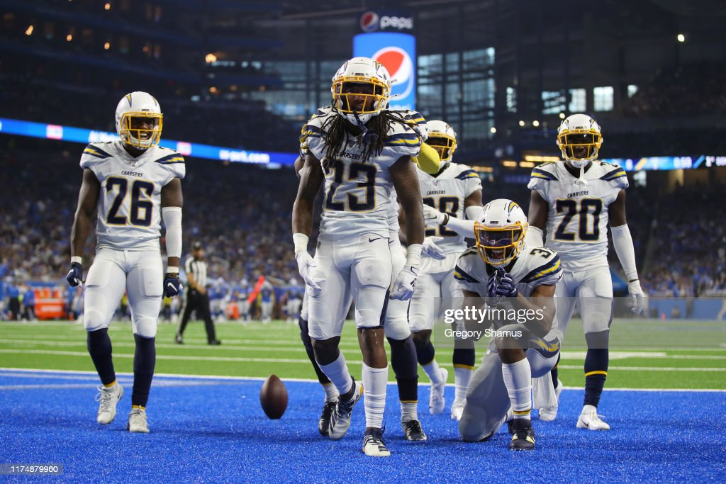 Los Angeles Chargers vDetroit Lions : News Photo