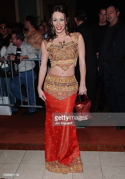 Rayveness during 2005 AVN Awards Arrivals and Backstage at The Venetian Hotel in Las Vegas Nevada United States